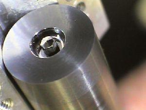 6角穴ボルト用2ピースパンチ